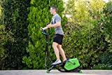ECO-DE Bicicleta Elíptica Top Magnet Bike con regulación de Intensidad, Control Cardiovascular, Panel de Control