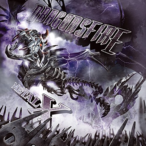 Dragonsfire: Speed Demon/Metal X [Vinyl LP] (Vinyl)
