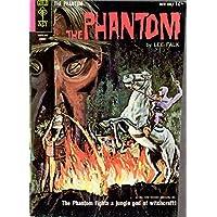 Gold Key Comics-4--Phantom (Gem): Oogoooru (1963) (The Phantom) (English Edition)