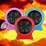 Ventilador de aire caliente de la M‡quina 220V Mini caliente invierno Home Office Desktop seco Electricidad Energ'a Calentador rejilla de salida de regalo