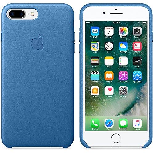 Custodia Apple in Silicone per iPhone 7 Plus - Rosa Sabbia blu mare