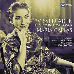 Les Chansons D'Amour De Puccini
