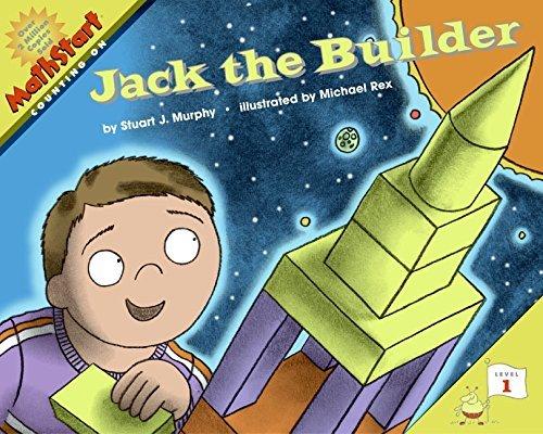 Jack the Builder (MathStart 1) by Stuart J. Murphy (2006-02-28)