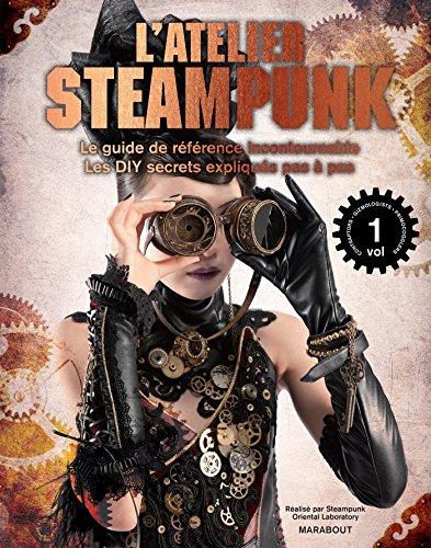 Le laboratoire Steampunk