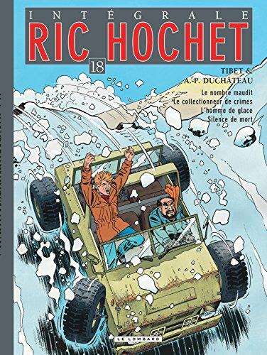 Ric Hochet - Intégrale - tome 18 - Ric Hochet - Intégrale