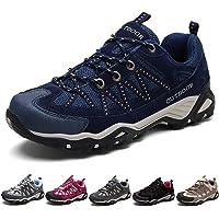 ISOOUS Chaussures de Randonnée Homme Femme Legere Respirante Chaussures de Marche Outdoor Trekking Chaussures de Trail…