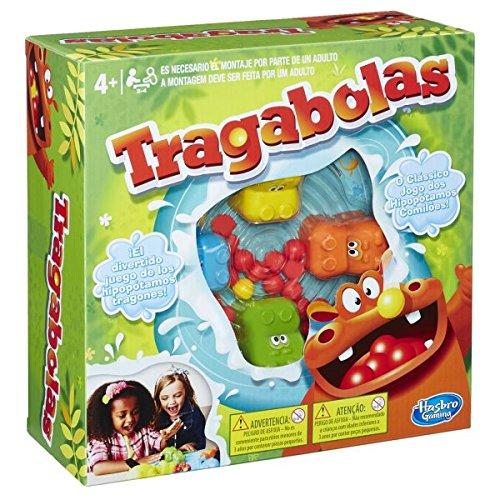Comprar Hasbro Gaming - Tragabolas, juego de mesa (Hasbro 98936175) (versión española/portuguesa)