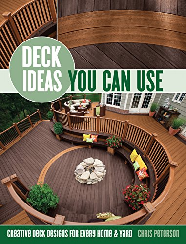 Deck Ideas Your Can Use: Creative Deck Designs for Every Home & Yard