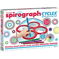 The Original Spirograph Cyclex Spiral Drawing Tool in CDU
