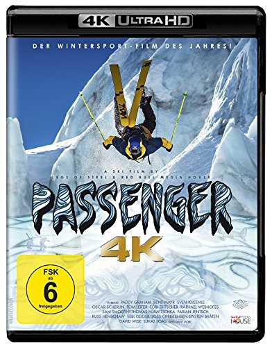 Passenger 4K - 4k Ultra HD Blu-ray