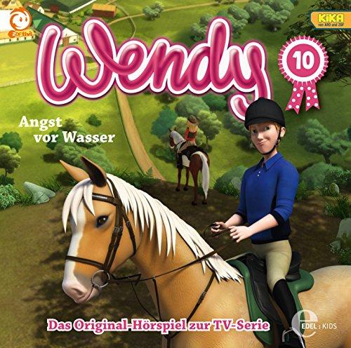 Wendy, Folge 10: Angst vor Wasser (Das Original-Hörspiel zur TV-Serie) - Tv Wasser