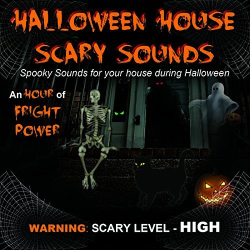 Halloween House Scary Sounds by halloween music