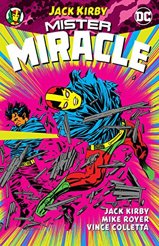 Mister Miracle By Jack Kirby (New Edition) por Jack Kirby