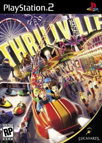 LucasArts Thrillville, PS2, ITA