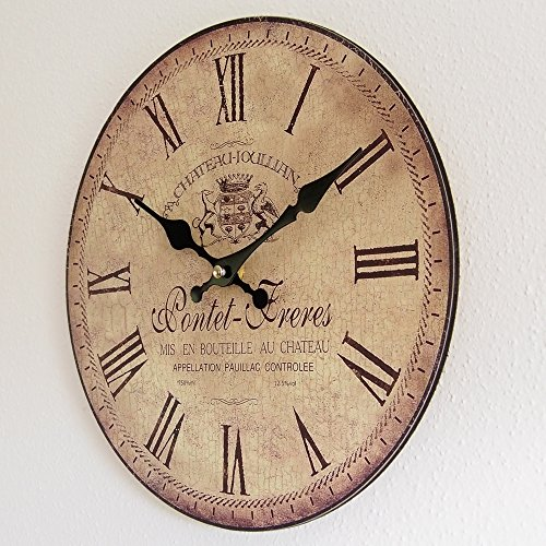 Perla PD Design Orologio da parete orologio da cucina vintage ...