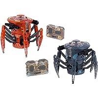 HEXBUG 50112404 - Battle Ground Spider 2.0Twin Pack, Elektronisches Spielzeug