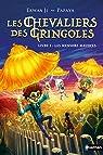 Les chevaliers des Gringoles, tome 1 : Les menhirs maudits par Ji