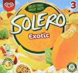 Solero Exotic Ice Cream, 3x90ml (Frozen)