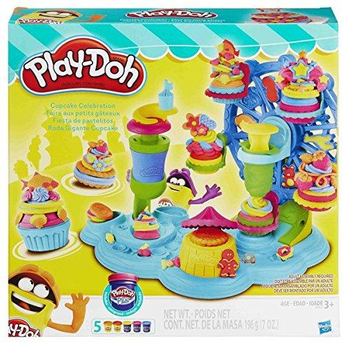 Playdoh cupcake carnival
