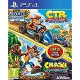 Activision Crash Team Racing and Crash Bandicoot Game Bundle (PS4)