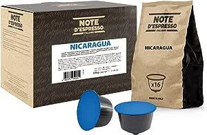 Note D'Espresso Nicaragua, Capsule per caffè, in capsule esclusivamente compatibili con macchine Nescafé* e Dolce Gusto* 48 x 7 g