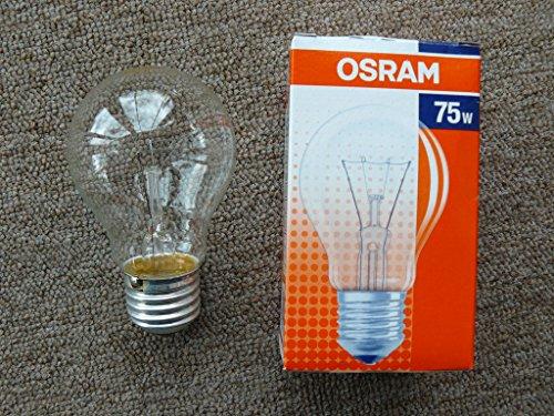 Osram Glühlampe (AGL), 75W, klar - Cl-glühlampe