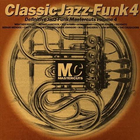 Classic Jazz Funk Mastercuts Vol. 4