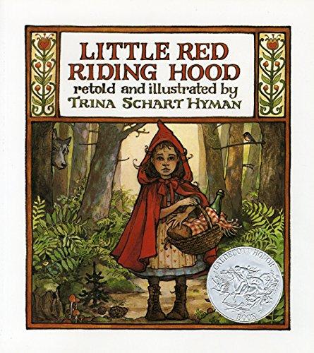 Little Red Riding Hood par Trina Schart Hyman