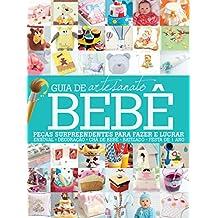 Guia de Artesanato Bebê 02 (Portuguese Edition)
