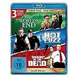 Cornetto Trilogy [Blu-ray]