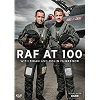 RAF at 100: Ewan & Colin McGregor