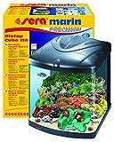 sera 31100 marin Biotop Cube 130 ein 130 l Meerwasser-Komplettaquarium mit PL-T5 Beleuchtung und Filtration