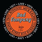 Bad Company: Bad Company Live in Concert1977 & 1979 (Audio CD)