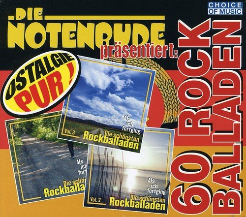 Als Ich Fortging-Rockballaden Box Vol.1-3