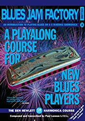 Blues Jam Factory: A Playalong Course for New Blues Players