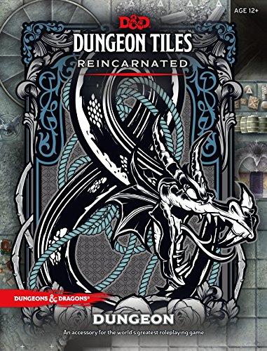 Dungeons & Dragons RPG - Dungeon Tiles Reincarnated Dungeon -