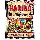 Haribo l'île au trésor sachet 275g Envoi Rapide Et Soignée ( Prix Par Unité )