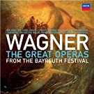 Wagner: The Great Operas from the Bayreuth Festival (33 Disc Box Set)