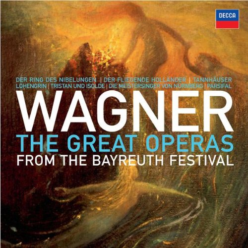 Wagner: The Great Operas from th...