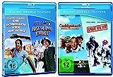 Die schrillen Vier auf Achse + Hilfe, die Amis kommen + Spione wie wir + Caddyshack / Chevy Chase Blu-ray Set