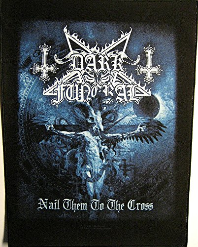 Dark Funeral -  T-shirt - Uomo Nero  nero