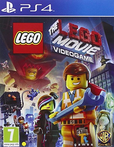 Warner Bros Lego Movie, PS4 - video games (PS4, PlayStation 4, Physical media, Action, TT Fusion) by Warner Games - Tt Lego Games