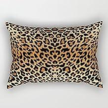Amazon.fr : coussin leopard
