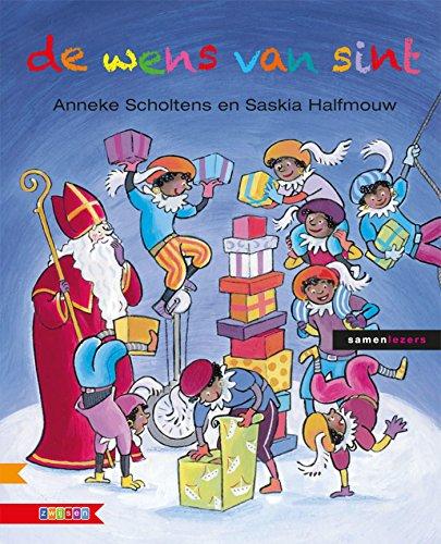 De wens van sint (Dutch Edition)