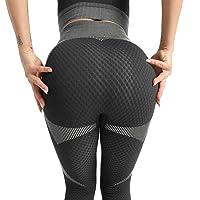 Les Femmes Taille Haute Yoga Gris Sport Yoga Fitness Taille Haute Femmes Yoga pour Gym Fitness Workout