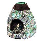 CanadianCat Company ® | Katzenzelt Cosmo - Design Schlaf- und Spielplatz für Katzen