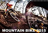 Mountain Bike 2015 by Stef. Candé / UK-Version (Wall Calendar 2015 DIN A4 Landscape) (Calvendo Sports)