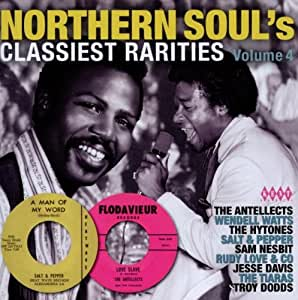 Northern Soul's Classiest Rarities Vol 4