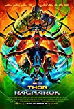 THOR RAGNAROK - US Movie Wall Poster Print – 30CM X 43CM Brand New Comic Con