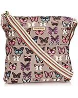 SwankySwans Girls Roche Butterfly Crossbody Bag Wallet